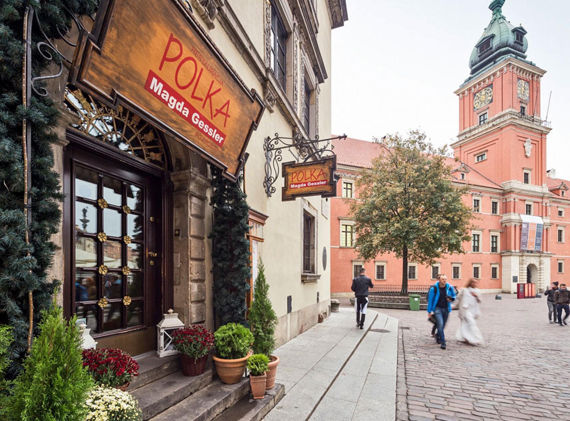 Restauracja Polka śródmieście Warszawa Gdziezjescinfo