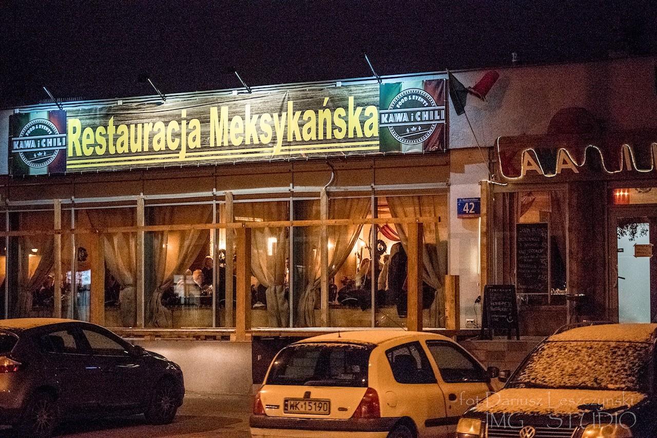 Kawa I Chili Food Events Praga Południe Warszawa