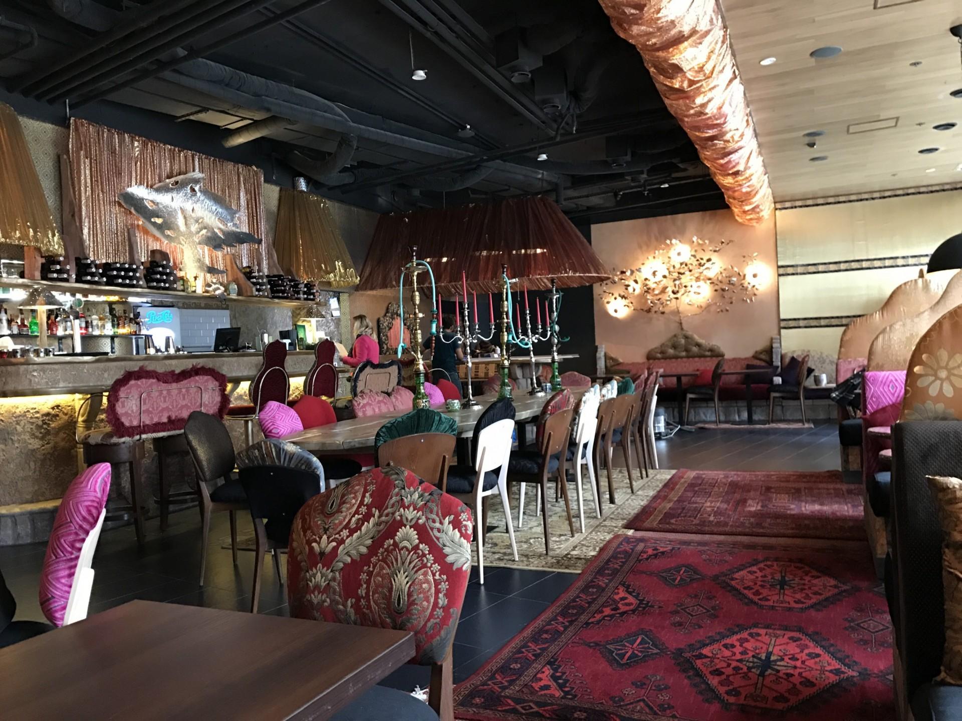 Restauracja Le Cedre Praga Północ Warszawa Gdziezjesc